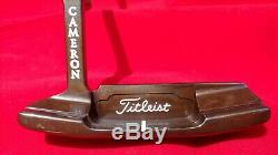 1997 Scotty Cameron Titleist Newport 2 Putter, RH, 35, Rare! REFINISHED