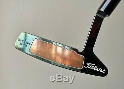 2007 Scotty Cameron Limited Release Teryllium Ten Newport 2 T10 1 Of 2007
