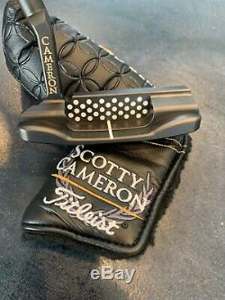 2019 Titleist Scotty Cameron Newport T22 TeI3 Limited Edition 35 Putter