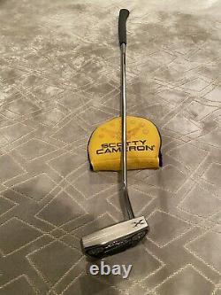 2021 Titleist Scotty Cameron Phantom X 11.5 Putter 34 Rh + Hc Mint