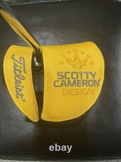 2021 Titleist Scotty Cameron Phantom X 5.5 Putter with Head cover NO RESERVE
