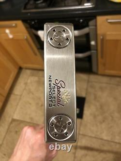 2021 Titleist Scotty Cameron Special Select Newport 2 Putter 33, headcover, MINT
