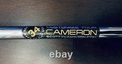 BRAND NEW 2019 Scotty Cameron Phantom X 5 Putter 34 Titleist
