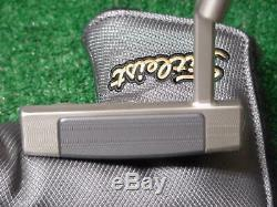 Brand New 2018 2019 Titleist Scotty Cameron Select Fastback 2 Putter 34 inch