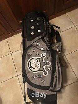 Brand New Scotty Cameron GHOST JACKPOT JOHNNY CIRCLE T TOUR STAND BAG