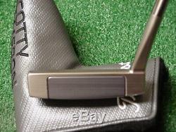 Brand New Titleist Scotty Cameron Newport 3 Putter 35 inch