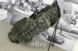 CAMO Scotty Cameron Titleist 2019 Wanderer Circle T CT Golf Carry Stand Bag