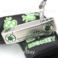 CUSTOM 2018 Titleist Scotty Cameron Newport 2 MONEY MAKER Edition 2 Golf Putter