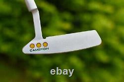 CUSTOM LEFT HAND Scotty Cameron Select Newport 2 Putter Titleist / $$$ Maker LH