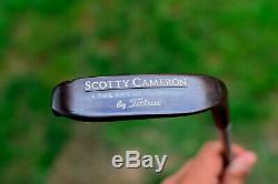 CUSTOM Scotty Cameron Napa Putter / AOP / RH / 35.5 / Titleist / RARE / 8802