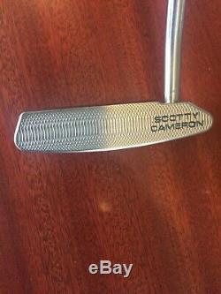 CUSTOM Scotty Cameron Newport 2 Dual Balance Arm Lock Putter / Titleist / RH