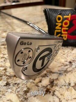 Circle T Tour Only Scotty Cameron Titleist Go Lo 20 gram with Circle T headcover