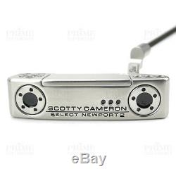 Custom Titleist Scotty Cameron 2018 Newport 2 KING SKULL Edition Golf Putter