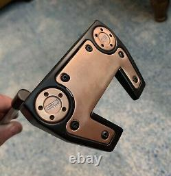 Custom Titleist Scotty Cameron Futura X5 LH Left Handed Copper Weld Neck Putter
