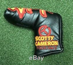 Look! Titleist Scotty Cameron Tour Rat Concept 1 Circle T Putter $1599