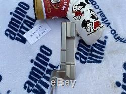 Mint Scotty Cameron Timeless SSS 34 Free International Shipping. Choice Of Grip