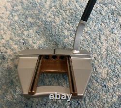 Mint Titleist Scotty Cameron Futura 7M X5 LH Left Handed Weld Neck Putter