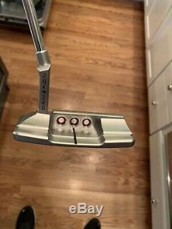 Mint Titleist Scotty Cameron Special Select Squareback 2 35 In Putter