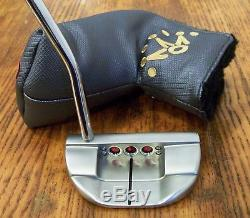 New 2018 Titleist Scotty Cameron Select Fastback 35 Inch Putter Golf Club