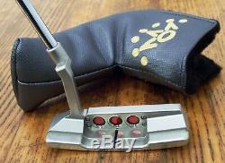 New 2018 Titleist Scotty Cameron Select Newport 2 35 Inch Putter Golf Club