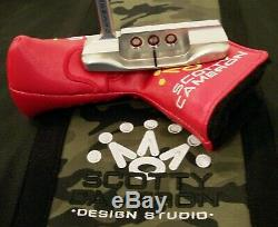 New 2020 Titleist Scotty Cameron Special Select Newport 34 Inch Putter Golf