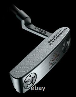 New 2020 Titleist Scotty Cameron Special Select Newport 35 Inch Putter Golf