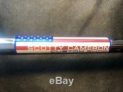 New Custom Shop USA Titleist 35 Scotty Cameron Select NEWPORT 2.5 Putter