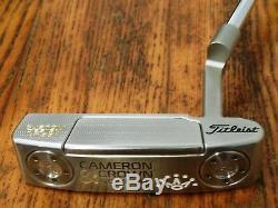 New Titleist Scotty Cameron & Crown Newport 33 Inch Putter Golf Club