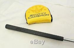 New Titleist Scotty Cameron Phantom X 6 35 STR Putter Center Shaft SC Headcover
