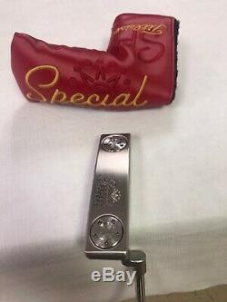 New Titleist Scotty Cameron Special Select Newport 2 Putter 34