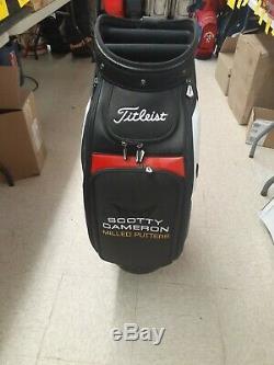 New Titleist Scotty Cameron Staff Bag
