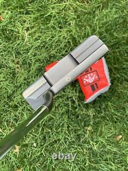 Nice! Left Handed LH Scotty Cameron Circa 62 Model No. 2 with Headcover