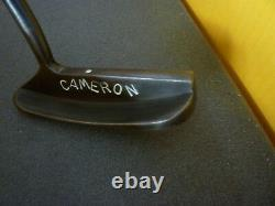 Original Rare Scotty Cameron Hand Stamped Pintail Circle T Hc Titleist Putter