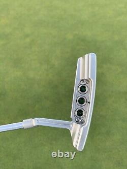RARE Scotty Cameron Circle T Super Rat 2 GSS 34 Tour Only (right handed)