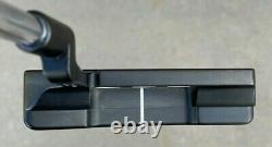 RARE Titleist CUSTOM SHOP BLACK Scotty Cameron 34 Buttonback Newport 2 Putter