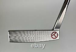 RH Titleist Scotty Cameron GoLo M3 Circle T 36 Tour Only Putter Golf Club