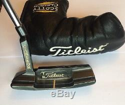 Rare Titleist Scotty Cameron 350g Tour Only Newport 2 Tri Sole Pre Circle T Orig