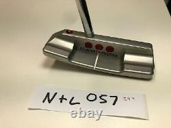 SCOTTY CAMERON Putter STUDIO SELECT NEWPORT 2.6 35inch Titleist authentic