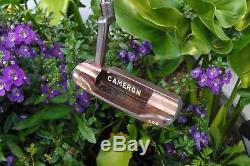 Scotty Cameron 009-Oil Can Circle T 350 Gram with Sound Slot Putter