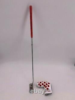 Scotty Cameron 2013 Holiday Squareback Putter RARE LIMITED EDITION