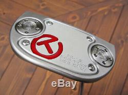 Scotty Cameron 2020 SSS Tour Only FASTBACK 1.5 Special Select TOURTYPE Circle T
