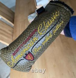 Scotty Cameron American Classic VII Napa Blade Putter Limited Release 2005