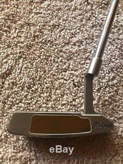 Scotty Cameron Button Back Select Newport 2 Limited Edition
