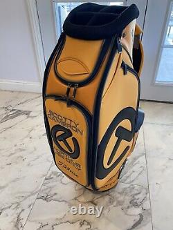 Scotty Cameron CIRCLE TTour Bus Orange Golf Staff