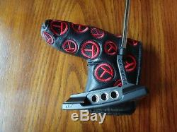 Scotty Cameron CUSTOM JET Left Hand Putter. Superb Condition One of a Kind