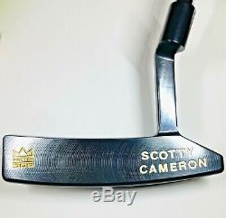 Scotty Cameron Circa 62 #3 Titleist Early Release First Of 500 Rare Original