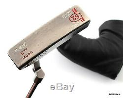 Scotty Cameron Circa 62 Model No. 3 Putter Steel 35 + Cover #f1986
