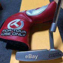 Scotty Cameron Circle T 009M SSS Putter Titleist 34 inch COA F/S