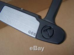 Scotty Cameron Circle T Black Concept 1 For Tour Use Only GSS Insert Putter 36