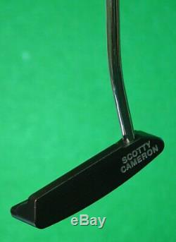 Scotty Cameron Circle T TOUR ONLY Newport 2 NB 34 Putter Titleist